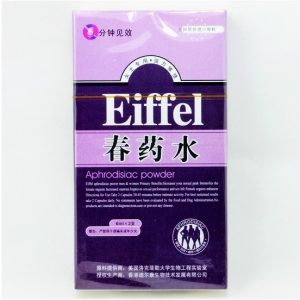 「Eiffel春藥催情水」5分鐘見效|增強性慾|快速高潮|美國進口