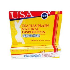 「USA美國生性素 」美國春藥|催情高手|無副作用|15分鐘見效