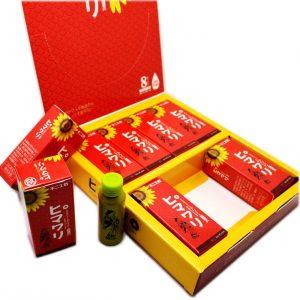 「日本葵花」女性激情液|豪華8支裝|植物成分,安全催情無刺激