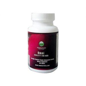 「美國Herbal Omni COMP」女性高潮玉液丸|增強G店敏感|保證體驗